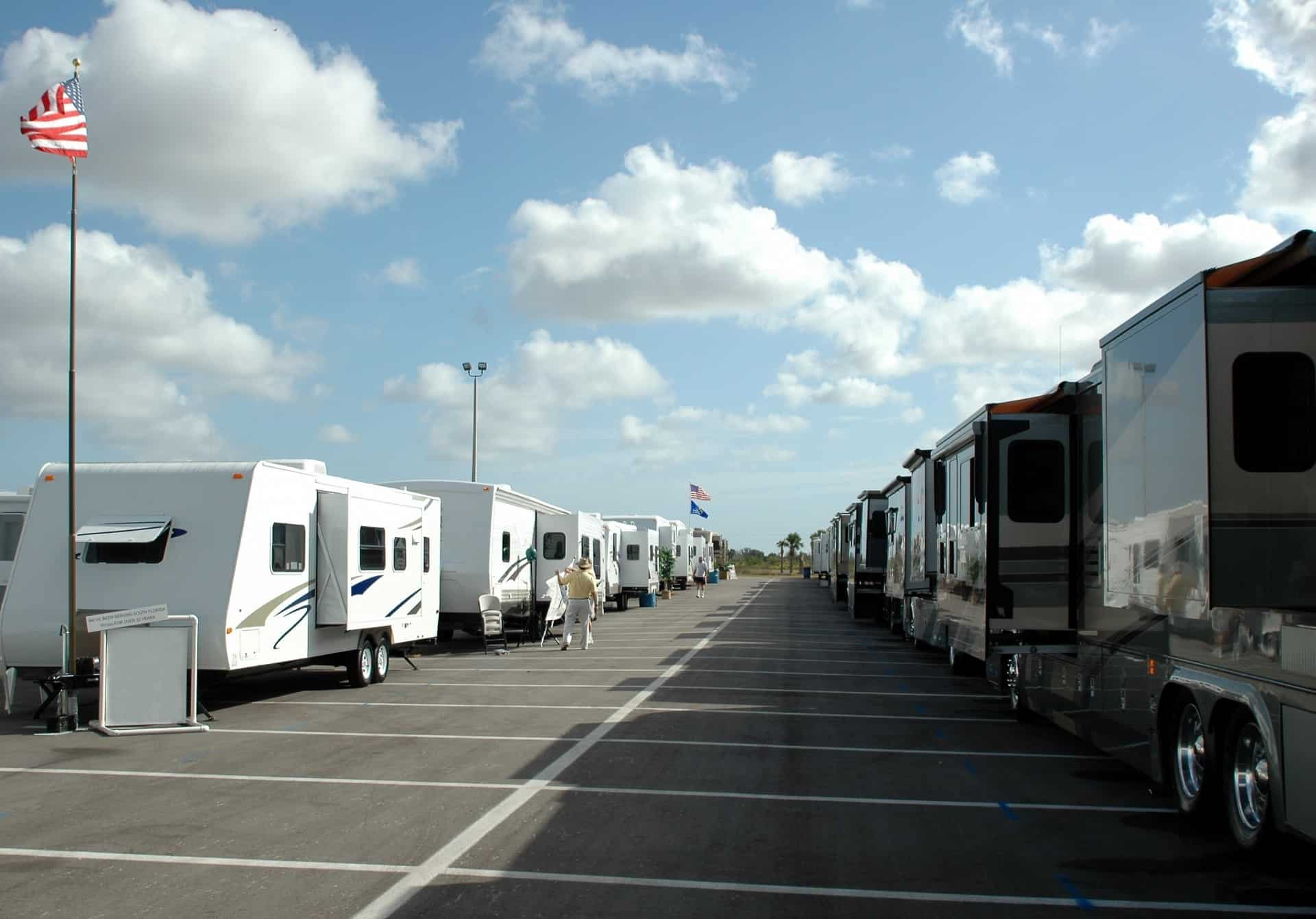 Free Overnight Parking For Rvers Full Time Rv