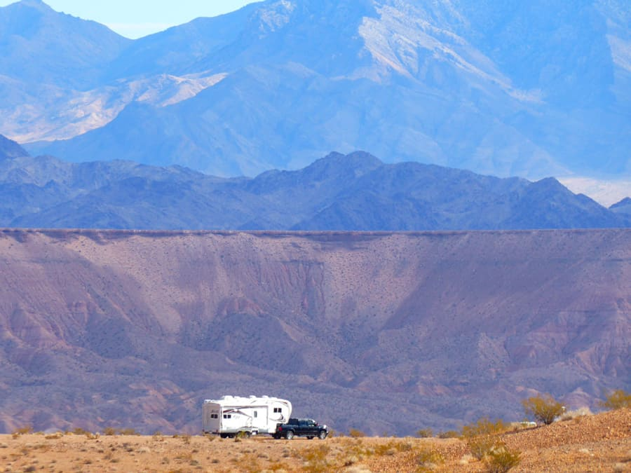 boondocking RV tips and safety
