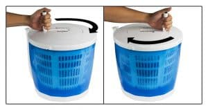 RV washer and spin dry
