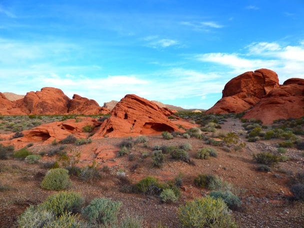 valley of fire boondocking southern nevada