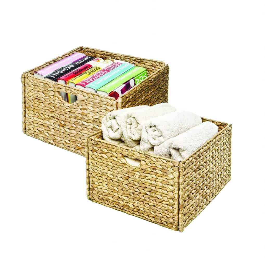 rv storage baskets