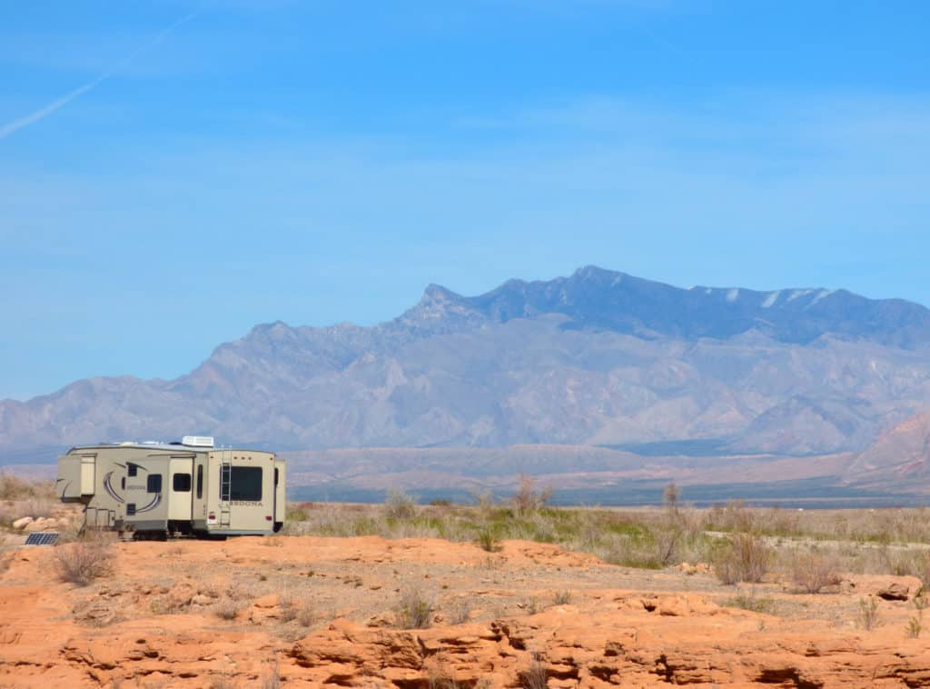 boondocking RV basics and safety