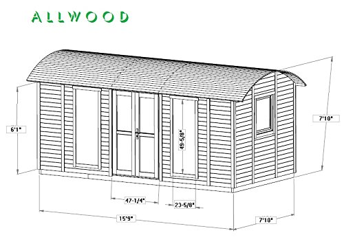 117 sq ft tiny house kit