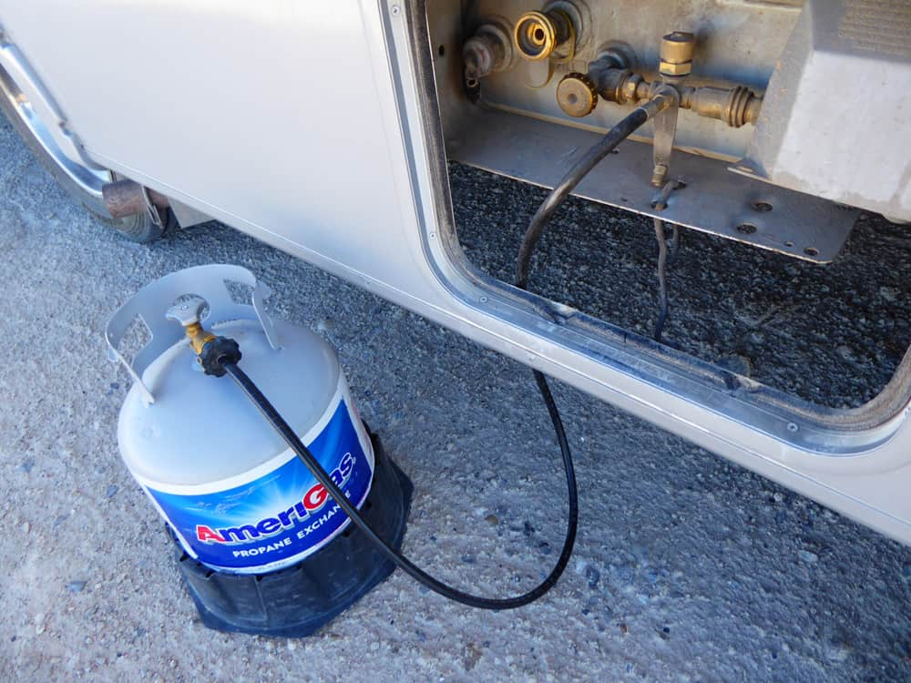 extend a stay propane kit for motorhomes