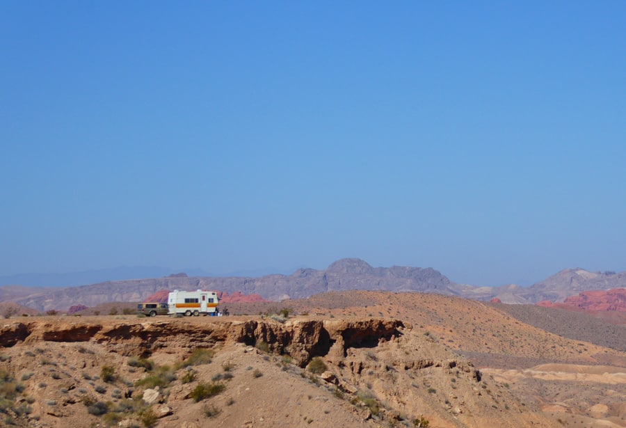 full time rv boondocking