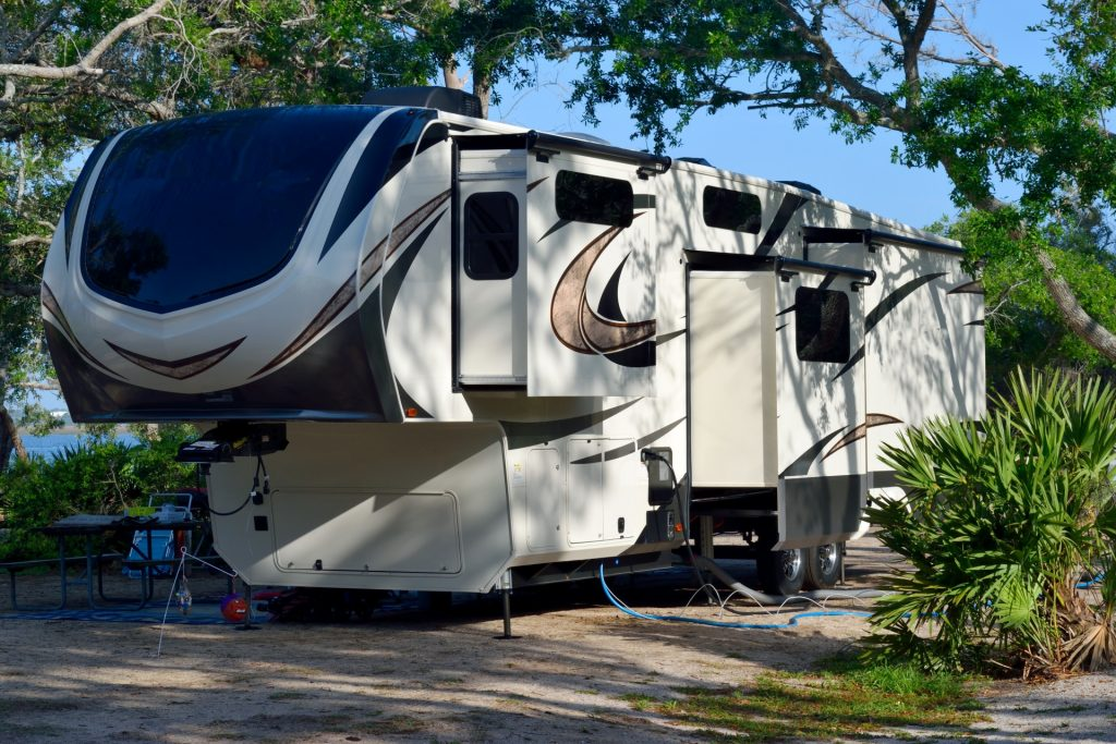 choosing a campground