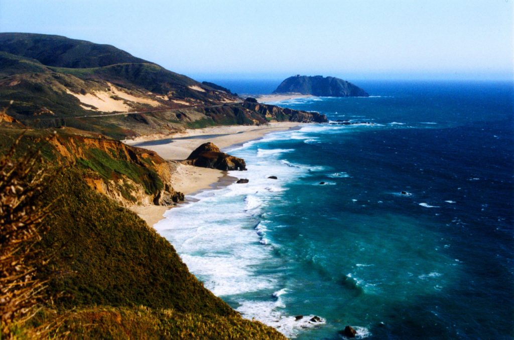 Pacific Coast Highway California road trip